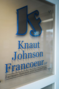 Camrose Lawyers | Knaut Johnson Francoeur